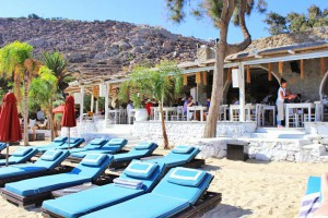 Nammosr, Psarou beach, Mykonos, Greece 3